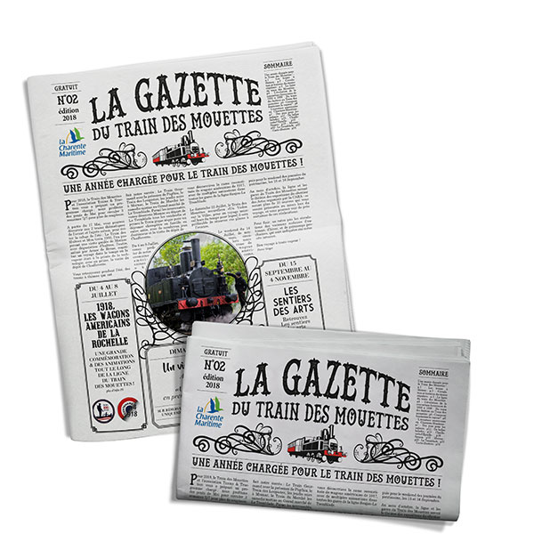 La gazette du Train des Mouettes